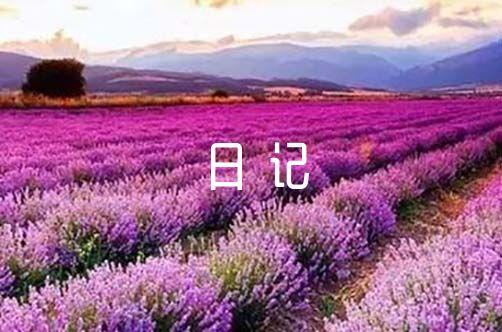 国庆节旅游日记范文九篇